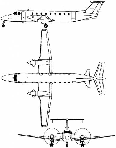 Beechcraft Be-1900C