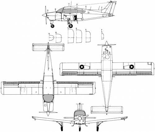Beechcraft Be-24 Sierra