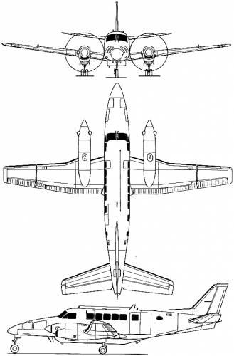 Beechcraft Be-99A