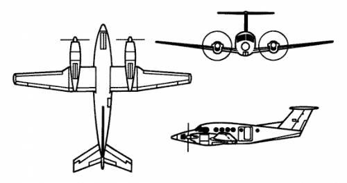 Beechcraft C-12 Super King Air