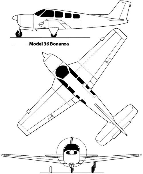 Beechcraft Model 36 Bonanza