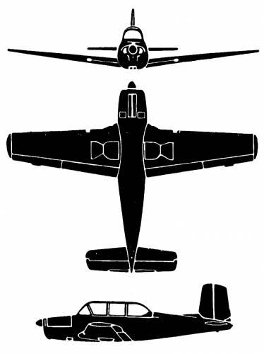 Beechcraft T 34 Mentor