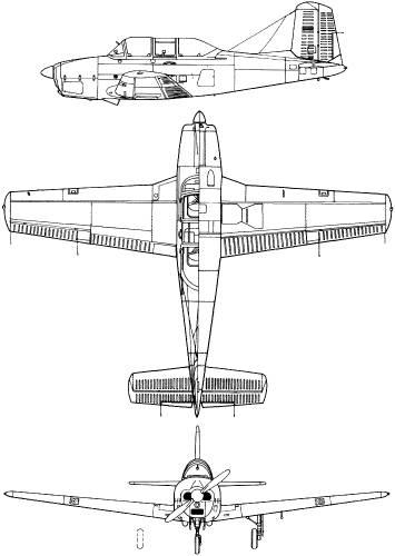 Beechcraft T-34 Mentor
