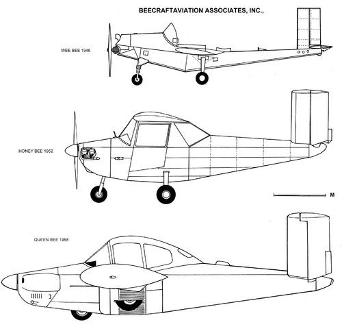 Beechraft Aircraft Variants