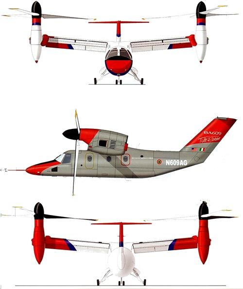 Bell Agosta BA-609