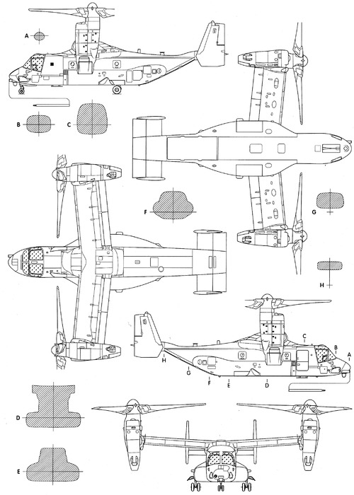 Bell Boeing MV-22 Osprey