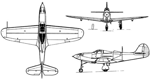 Bell P-39L Airacobra