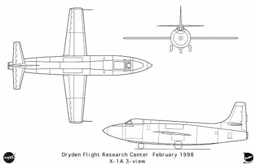 Bell X-1 A