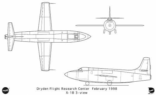 Bell X-1 B
