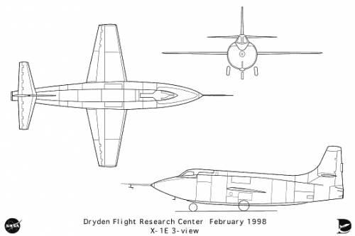 Bell X-1 E