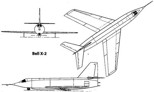 Bell X-2