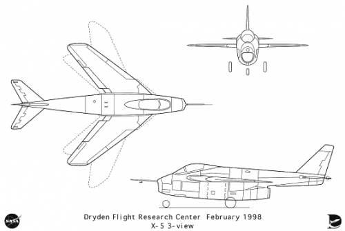 Bell X-5