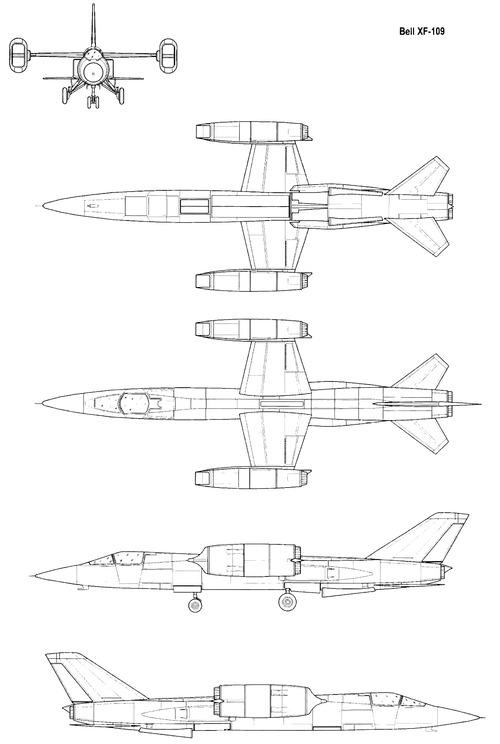 Bell XF-109