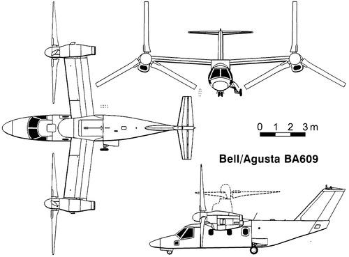 BellAgusta BA-609