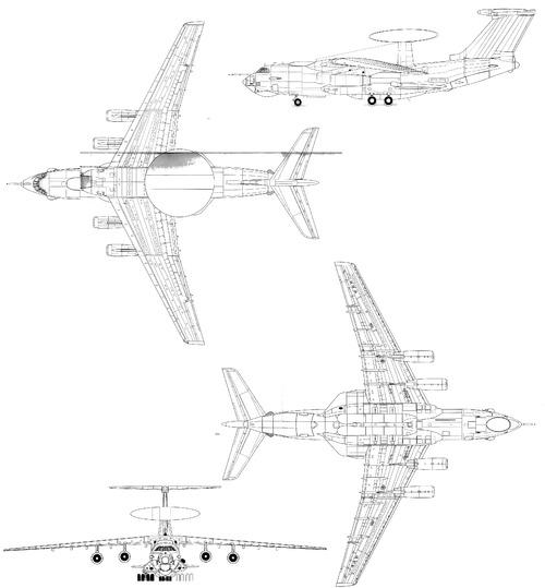 Beriev A-50 Mainstay