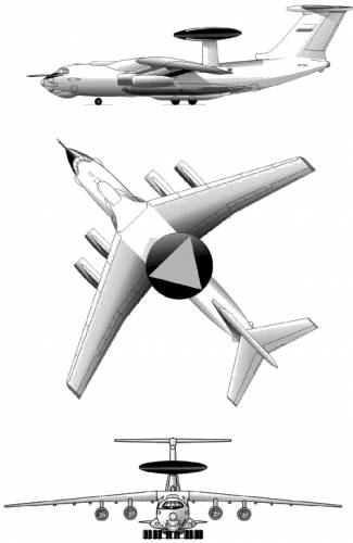 Beriev A-50E
