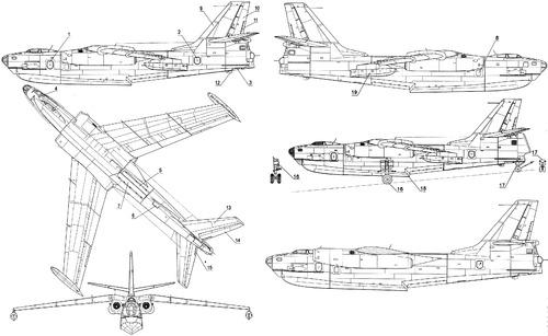 Beriev Be-10 Izdelye M (Mallow)