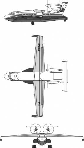 Beriev Be-112