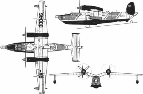 Beriev Be-12 P 2