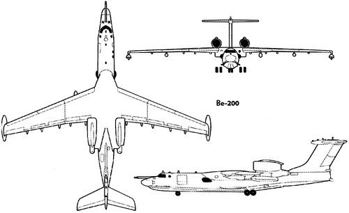 Beriev Be-200 Altair