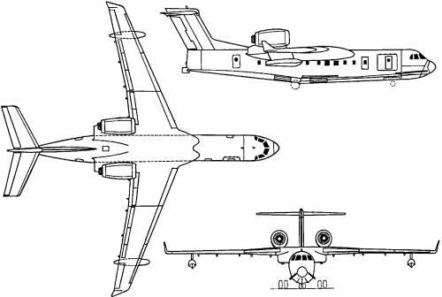 Beriev Be-200 (Russia) (1998)