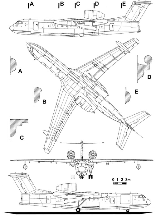Beriev Be-200CS Altair
