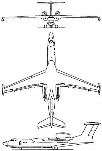Beriev Be-42 / A-40 Albatros (Russia) (1986)
