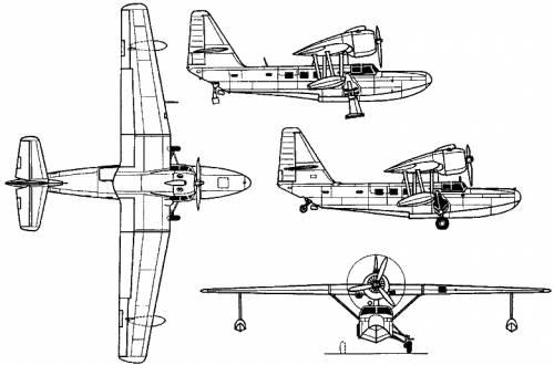 Beriev Be-8 (Russia) (1947)
