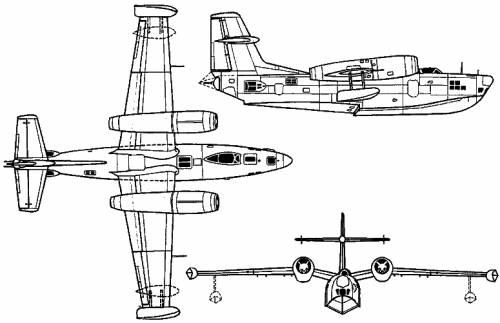 Beriev R-1 (Russia) (1952)