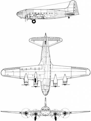 Boeing 307 Stratoliner