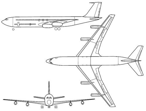 Boeing 707-320-101