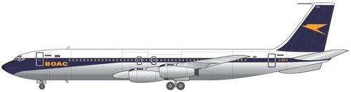 Boeing 707-436