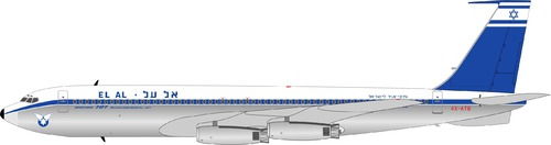 Boeing 707-458