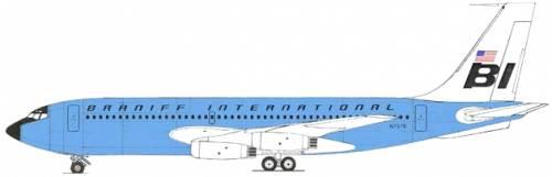 Boeing 720-027