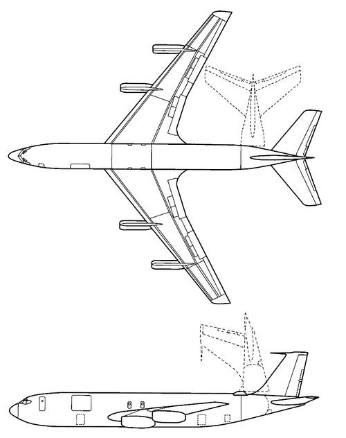 Boeing 735
