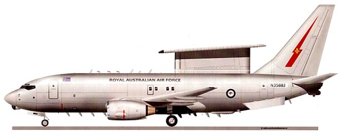 Boeing 737 AEW