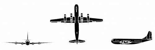 Boeing C 97 Statofreighter