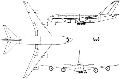 Boeing NLA (New Large Airplane)