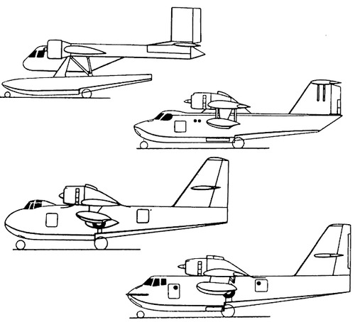 Bombardier Canadair CL 215-415