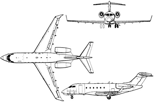 Bombardier Continental