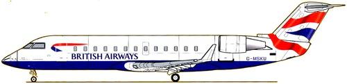 Bombardier CRJ 100