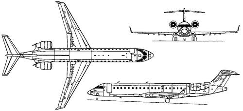 Bombardier CRJ 700