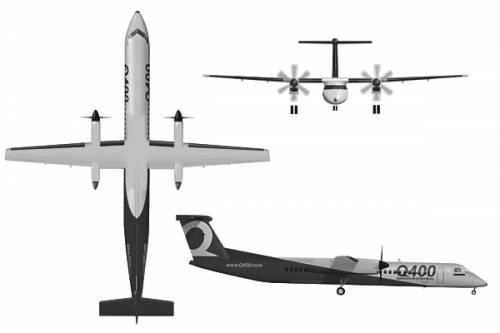 Bombardier Dash Q400