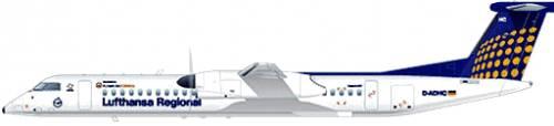 Bombardier DH8-Q400