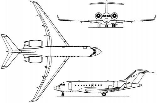 Bombardier Global 5000 (Canada) (2003)