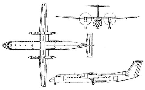 Bombardier Q400 NextGen