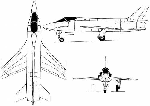 Breguet 1100 (France) (1957)