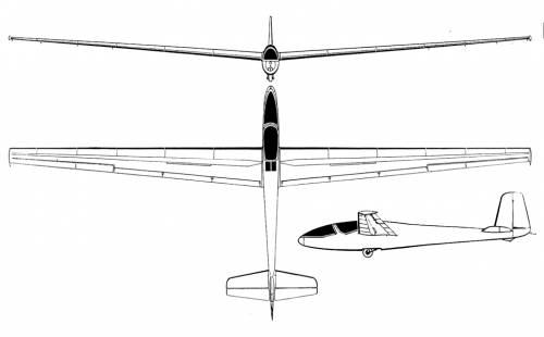 Breguet Br-904 Nymphale