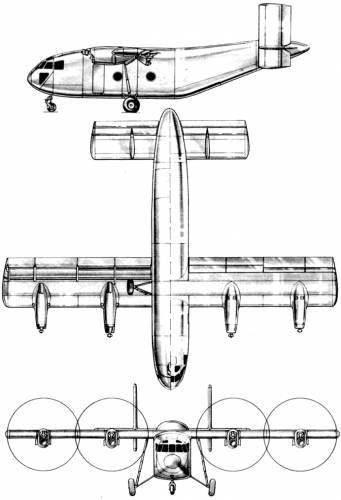Breguet Br-940 Integral