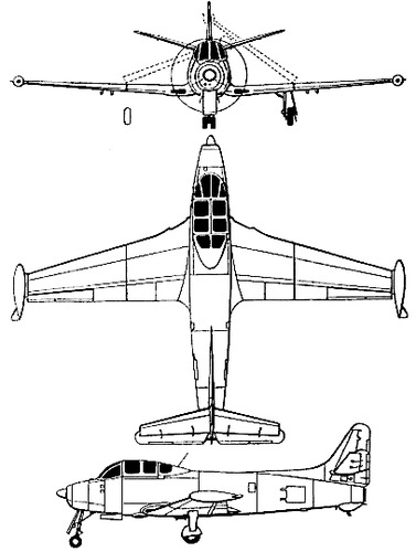 Breguet Br.960 Vultur
